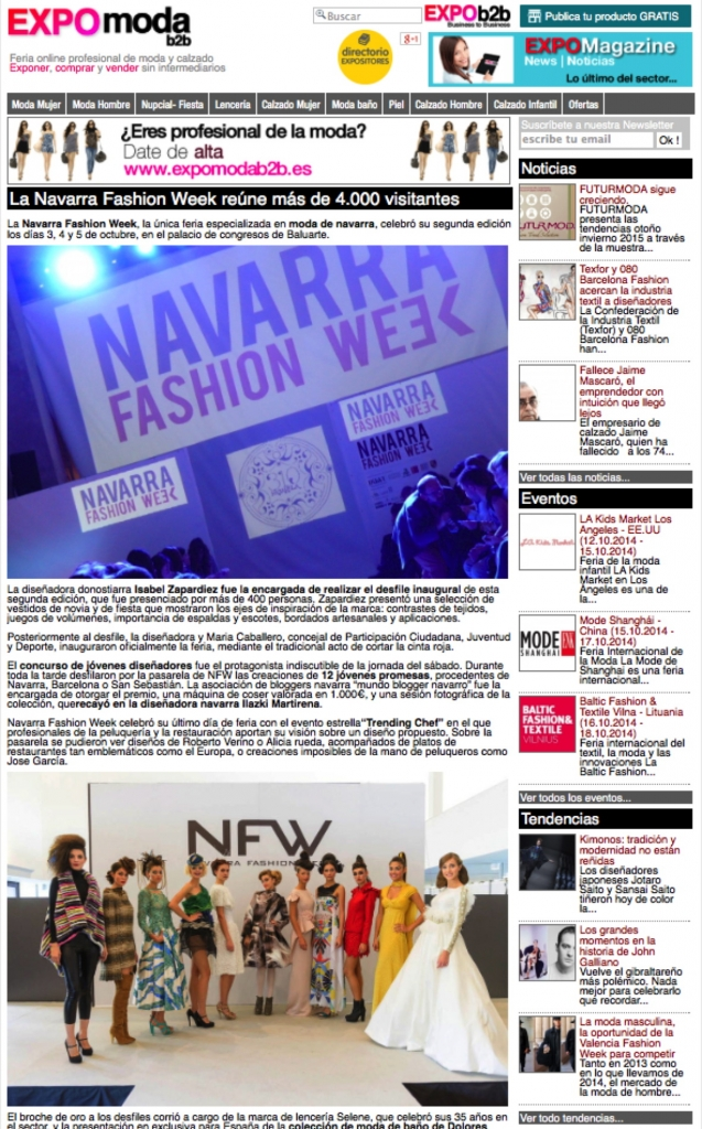 Clipping NFW14.- 09