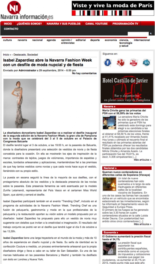 Clipping NFW14.- 10
