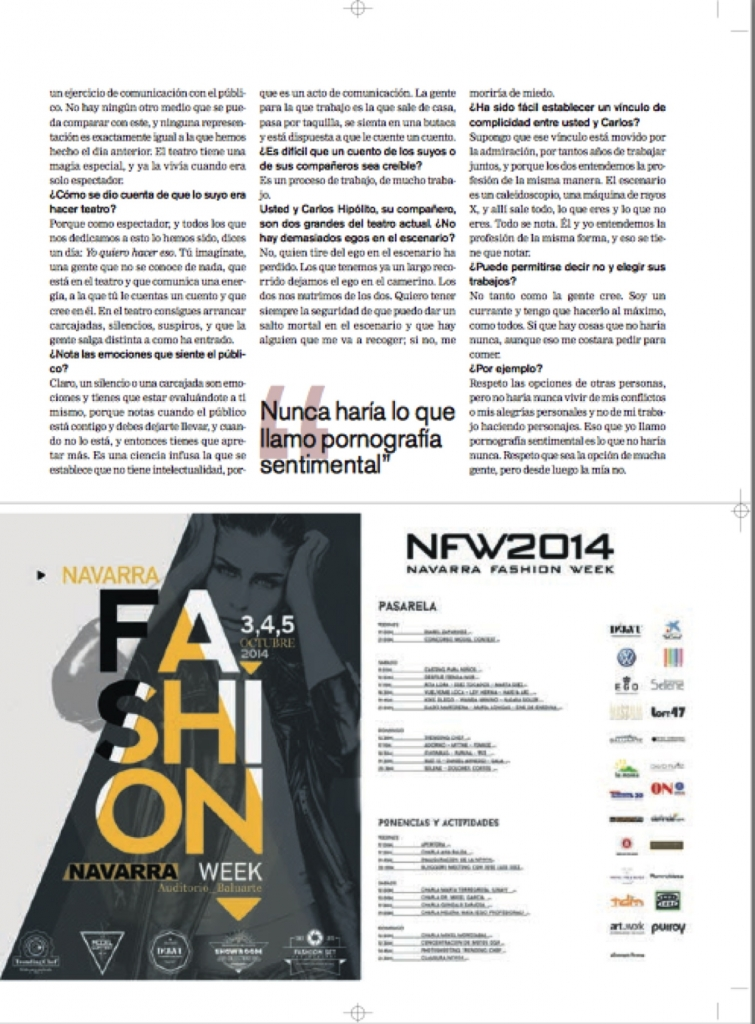 Clipping NFW14.- 85